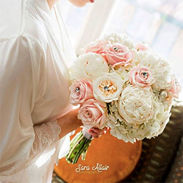 Do It Yourself Bridal Bouquet
