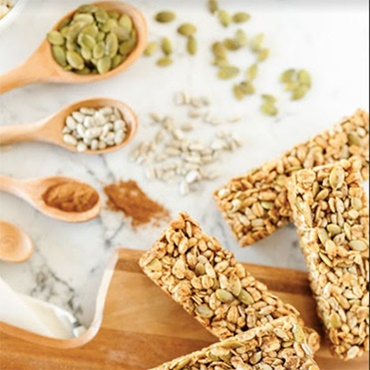 Customized Granola Bars in 15 Minutes