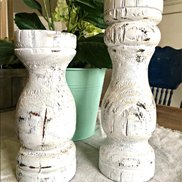 Farmhouse Candlesticks