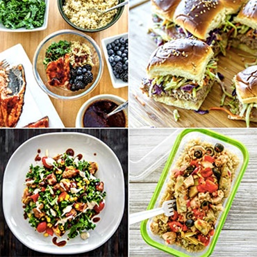 Make-Ahead Lunch Recipes & Meal Prep