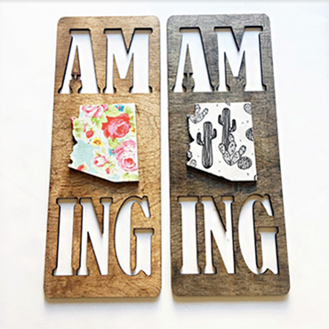 amAZing Sign