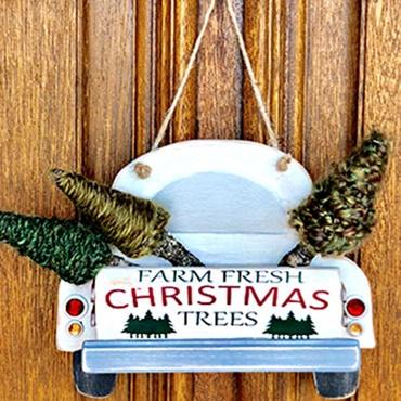Tree Farm Truck