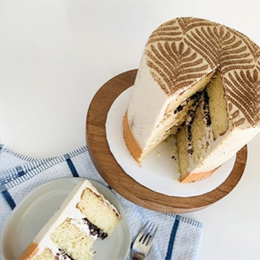 Layer Cakes for Beginners