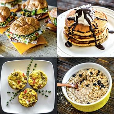 Make-Ahead Breakfast Recipes