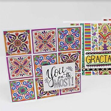 Crafty Chica Positivity Cards