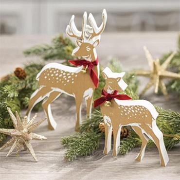 Deer Cutouts